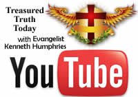Treasured Truth Today You Tube Channel